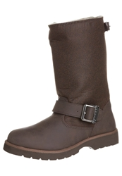 Buffalo Winter Boots Hedosa Brown