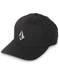 Volcom Hat Full Stone Flex Fit Charcoal Heather