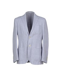 L.B.M. 1911 Suits And Jackets Blazers Men Lilac