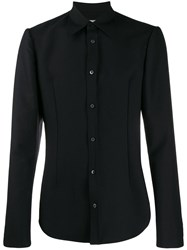 Maison Martin Margiela Slim Fit Shirt Black
