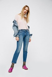 Levi's Womens 505C Cropped