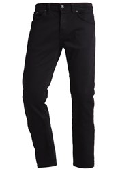 Ltb Hollywood Straight Leg Jeans Black Black Denim
