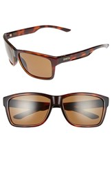 Smith Optics Men's 'Drake' 61Mm Polarized Sunglasses Tortoise
