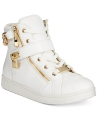 Bebe Sport Kandee High Top Sneakers Women's Shoes
