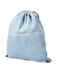 Pierre Darre' Darre Backpacks And Fanny Packs Blue
