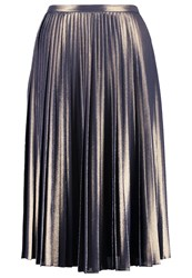 Ted Baker Zainea Aline Skirt Gold