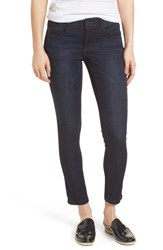 Wit And Wisdom Ab Solution Ankle Skimmer Jeans In Indigo