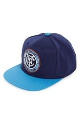 Men's Mitchell And Ness 'Nyc Fc' Snapback Cap