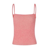 Maison Ullens Cotton Top Red Sand