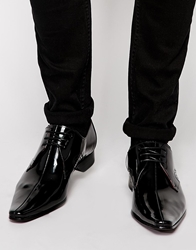 Jeffery West Centre Seam Shoes Black