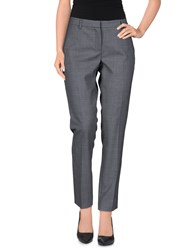Aquilano Rimondi Trousers Casual Trousers Women Grey