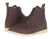 Vans Sahara Boot Brown Leather Men's Lace Up Boots