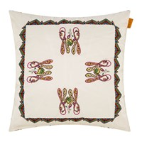 Etro La Coste Cushion 45X45cm White