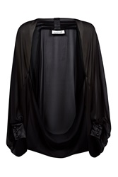 Damsel In A Dress Lumea Shrug Black