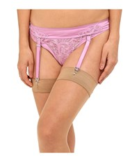 La Perla Windflower Garter Belt Pink Women's Lingerie