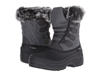 Tundra Boots Gayle Black Charcoal Women's