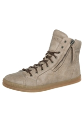 Esprit Hightop Trainers Taupe