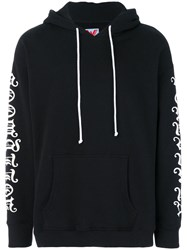 Adaptation Hollywood Forever Hoodie Cotton L Black