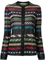 Mary Katrantzou Dax Cardigan Black