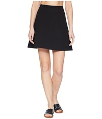 Fig Clothing Aby Skirt Black