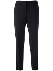 Paul Smith Ps By Cropped Trousers Black