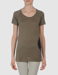 Coming Soon Topwear Short Sleeve T Shirts Women Light Grey