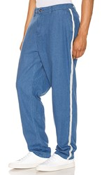 Publish Vin Pant In Blue. Indigo