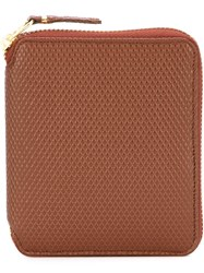 Comme Des Gara Ons Wallet Small Wallet Brown