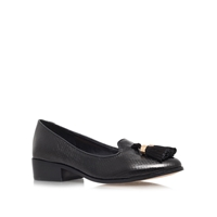 Carvela Laura Low Heeled Slip Ons Black