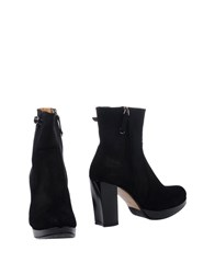 Audley Ankle Boots Black