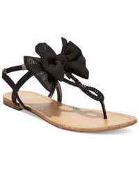 Material Girl Sandra Flat Sandals Only At Macy's Women's Shoes