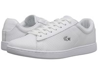 Lacoste Carnaby Evo 416 1 White Women's Shoes
