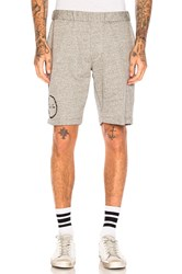 Death To Tennis Nobby Shorts Gray