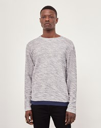 Only And Sons Greg Crew Neck Sweatshirt Grey