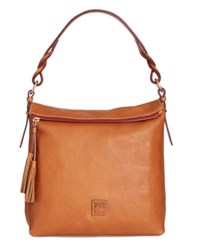 Dooney And Bourke Small Sloan Hobo Natural