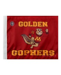 Rico Industries Minnesota Golden Gophers Car Flag Team Color