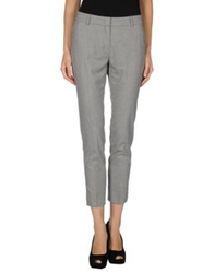 Andrea Morando Casual Pants Grey