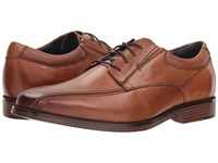 Dockers Endow 2.0 Bike Toe Oxford Butterscotch Polished Full Grain Shoes Brown