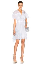N 21 No. Short Sleeve Lace Dress In White