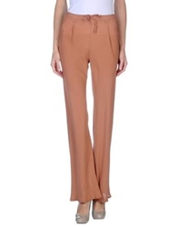 Aviu Aviu Casual Pants Skin Color