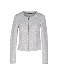 Vero Moda Topwear Sweatshirts Women Light Grey
