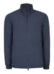 Selected Homme Blue Lightweight Jacket
