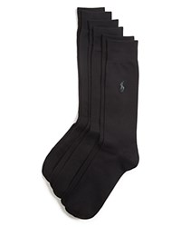 Ralph Lauren Solid Dress Socks Pack Of 3