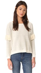 Liv Moroccan Sweater Ivory