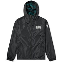 Billionaire Boys Club Reversible Hooded Check Jacket Black