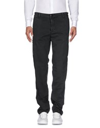 Aeronautica Militare Casual Pants Steel Grey