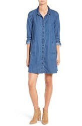 Madewell Women's Denim Shirtdress
