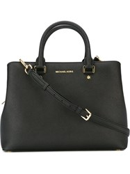 Michael Michael Kors 'Dillon' Tote Bag Black