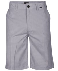 Hurley Turner 21.5 Walk Shorts Wolf Grey