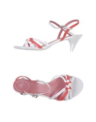 Fornarina Sandals White